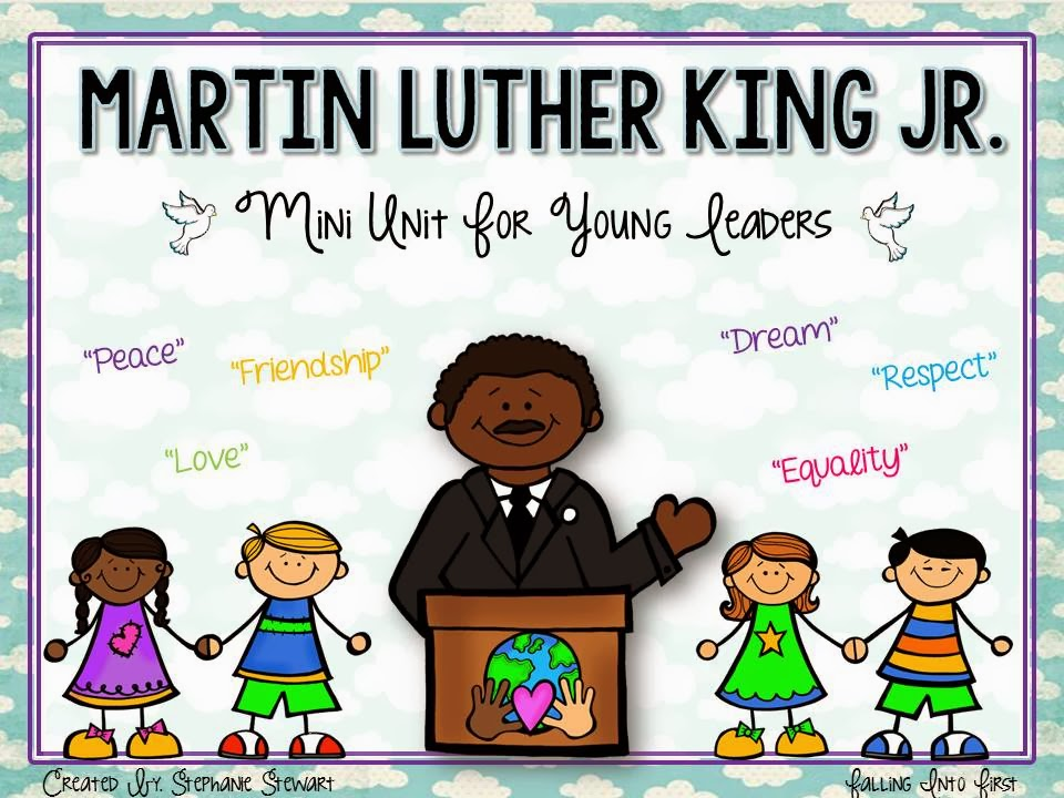 http://www.teacherspayteachers.com/Product/Martin-Luther-King-Day-Mini-Unit-478538