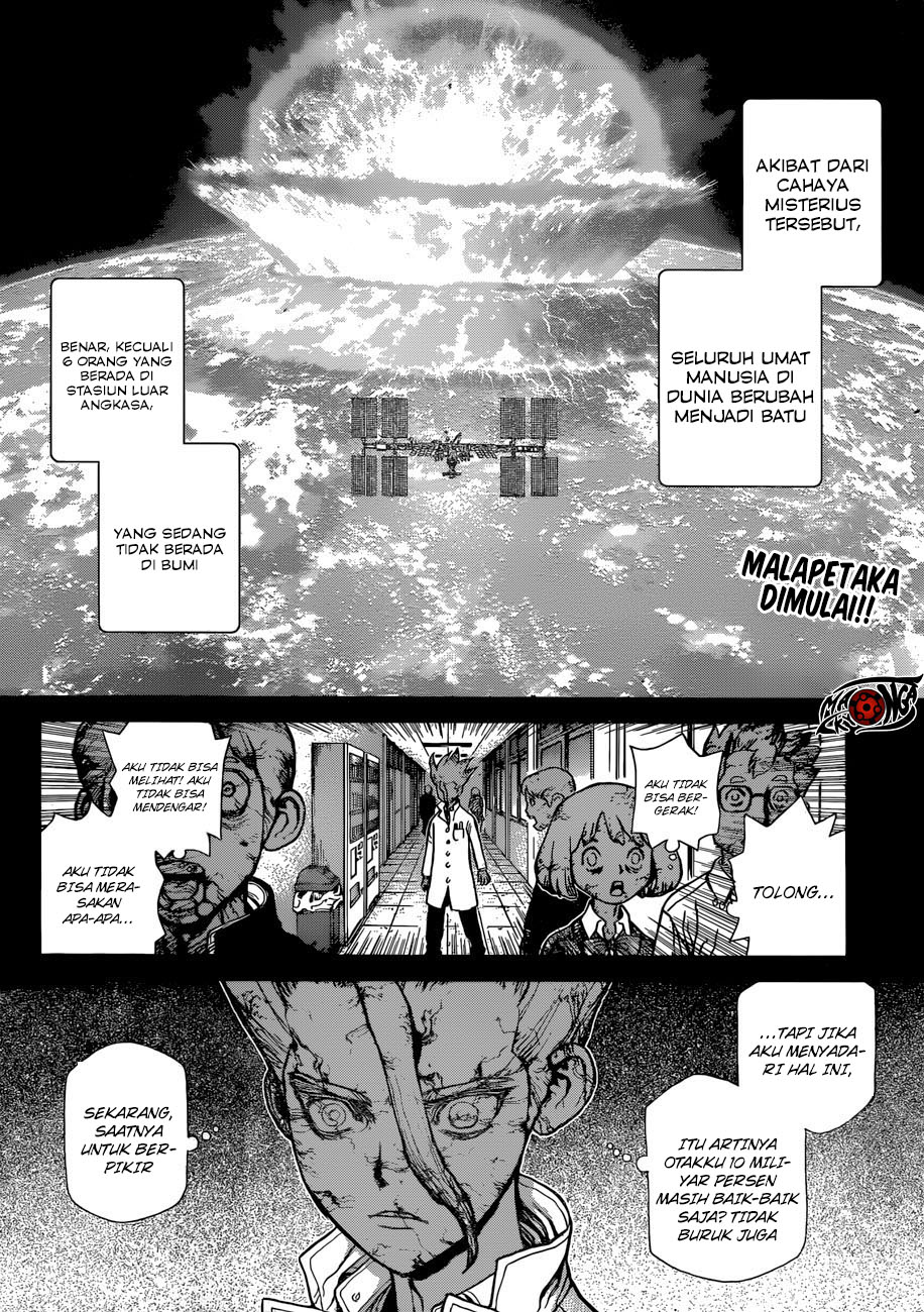 Dr. Stone Chapter 44-1