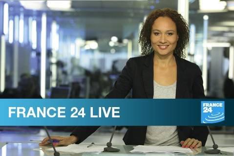 LIVE BROADCAST FRANCE 24