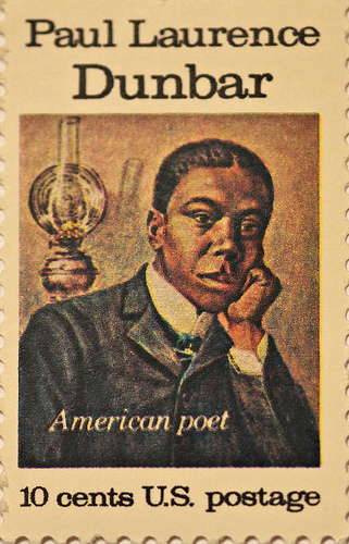 a review of paul dunbars poem sympathy Paul wrote poetry and short stories in his spare time and received a fortuitous a review of paul's dialect poems for harper's weekly by prominent literary critic william dean howells in 1896 brought paul national (today paul laurence dunbar street) in dayton, where he died on.