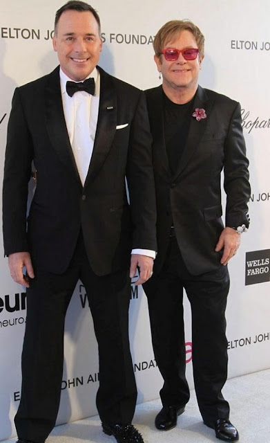 Elton John's Husband Made A Generous Gift to A Friend