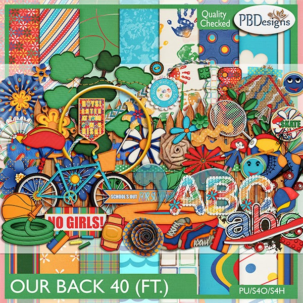 Our Back 40 (ft) by PBDesigns