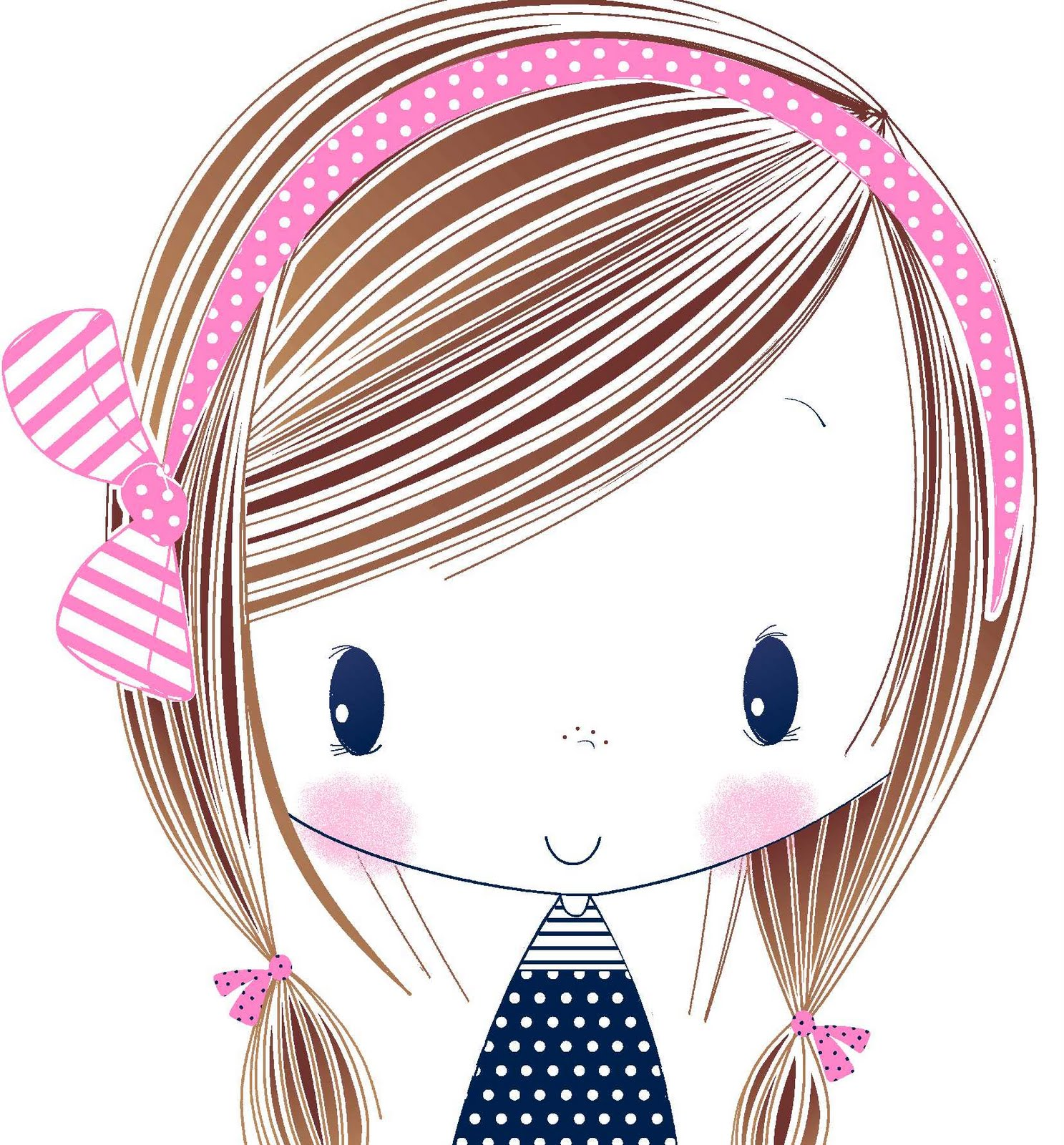 Happy Birthday Girl Illustration ~ All about surface pattern textiles and graphics happy birthday nellie my not so little