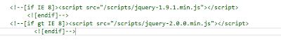 jQuery addEventListener error when using IE8 Joe Gill Dynamics 365 Consultant & Microsoft Dynamics MVP