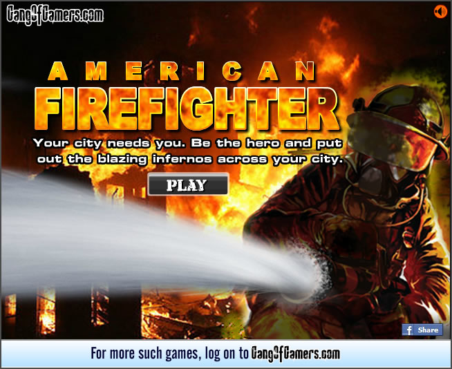 Truck Game : American Firefighter