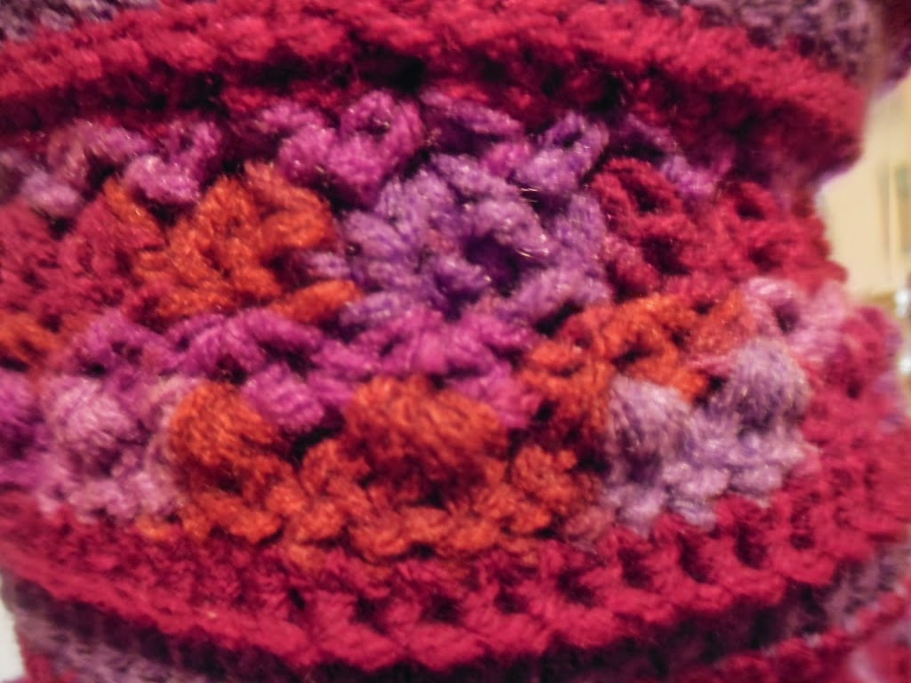 Crochet Patterns For Veterans : Sharons Eclectic Retreat: Honoring Veterans and Finished ...