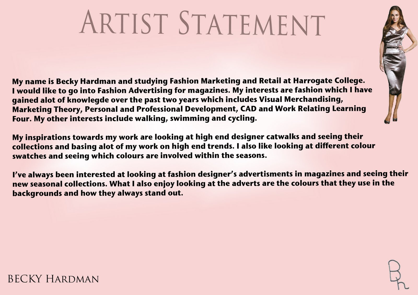 Mission Statements for Artists