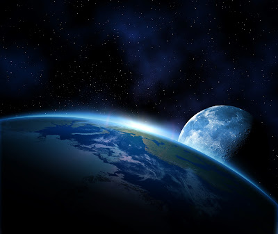 Фоны «Космос»