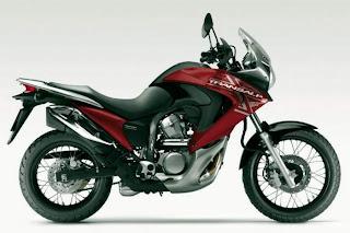 Transalp XL 700V da Honda 2012