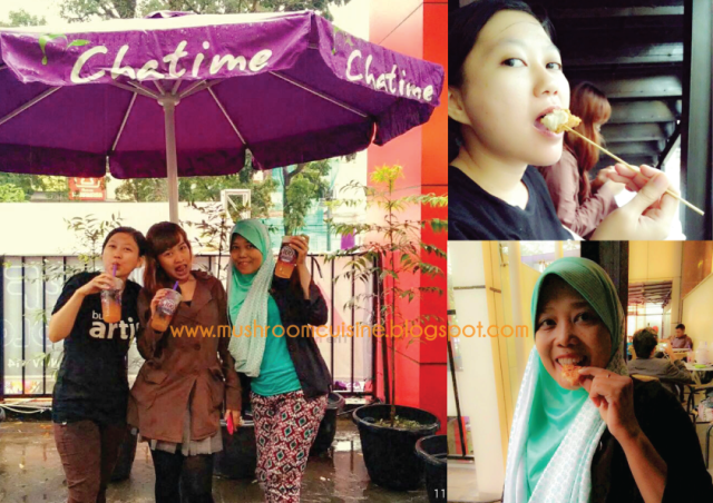 Chatime: Good Tea, Good Time