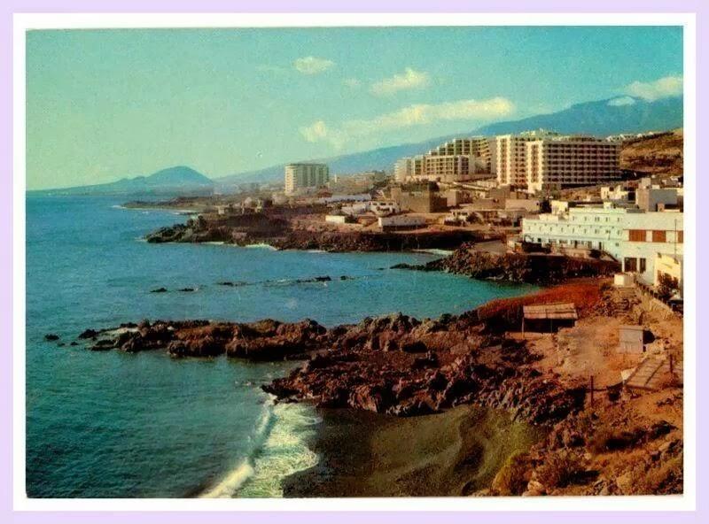 Nuestros pueblos costeros.Canarias