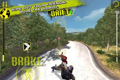 Downhill Xtreme.Apk v1.0.4 Mod Unlimited Money and XP