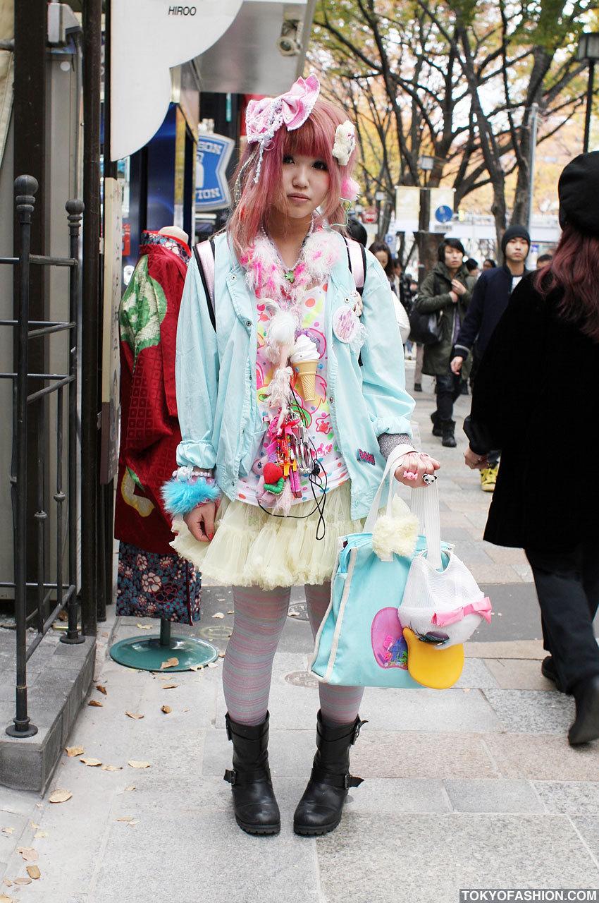 Harajuku Fashion Harajuku Emo 06