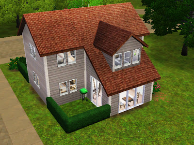 Sims 3 House Feather Republic