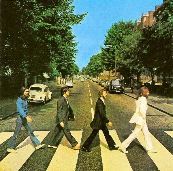 Beatles - Abbey Road (remastered) (rare -made In Holland- Edition)