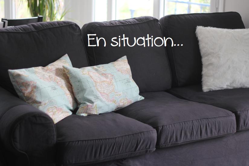 diy housse de coussin d houssable a way of travel. Black Bedroom Furniture Sets. Home Design Ideas