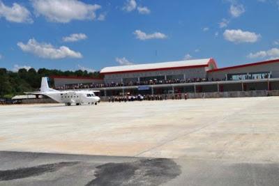 Bandara Muara Bungo Jambi. ZonaAero