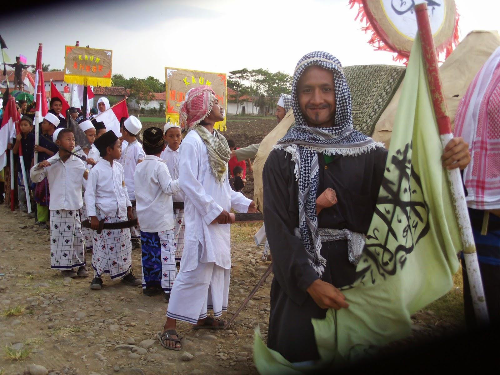 pramuka & Karnaval Tahun Baru Islam