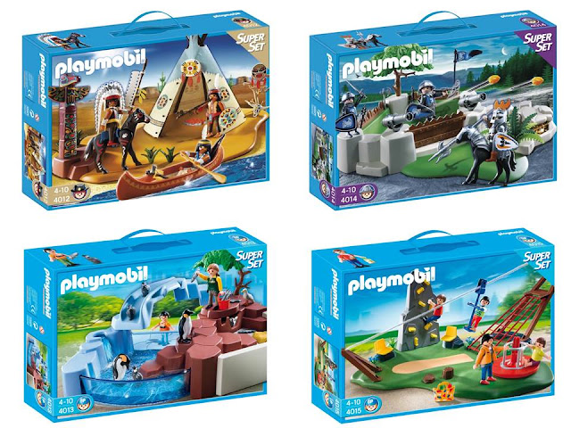 SuperSet de playmobil