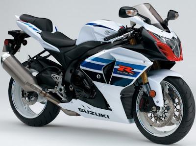 Moto Suzuki GSX-R1000 Edição Comemorativa