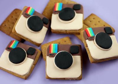 diy, semplicemente perfetto, biscotti, instagram, bakerella