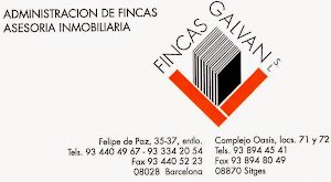 FINCAS SITGES - BARCELONA