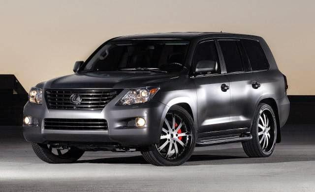 Giá bán xe Lexus LX570: 5.354.000.000 VNĐ