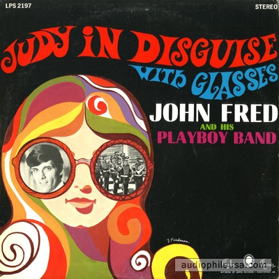 John Fred and His Playboy Band Little Dum Dum - Tissue Paper