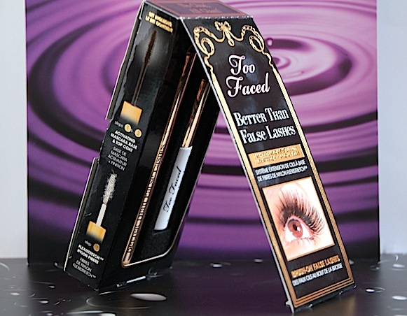 too faced mascara better than false lashes test avis