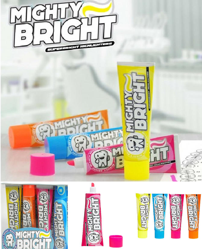 http://www.mzube.co.uk/collections/new-products/products/mighty-bright-toophpaste-highlighter-pens-4-pack