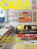 Quarto da Lely na revista Casa Claudia!