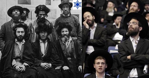Οι επιστήμονες αποκαλύπτουν τις ξεχασμένες τουρκομογγόλικες ρίζες  των Εβραίων !!!