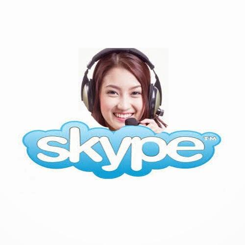 kursus bahasa inggris dengan skype