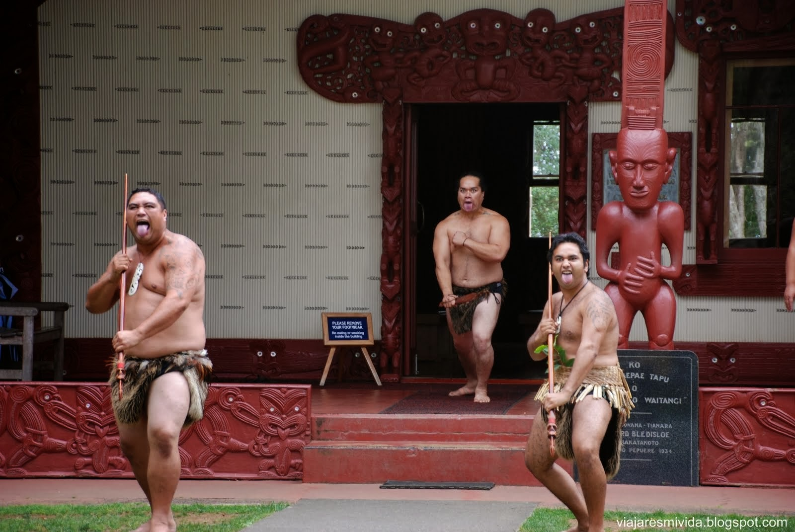 Mi viaje a Nueva Zelanda ( Isla Norte) 18-12-2012