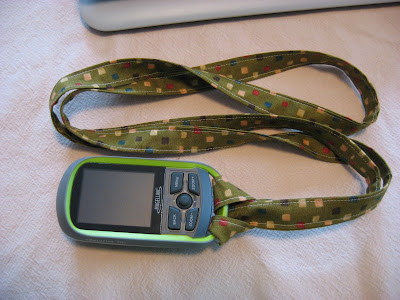 Geocaching GPS Lanyard ~ Quick, Easy and a MUST-have!