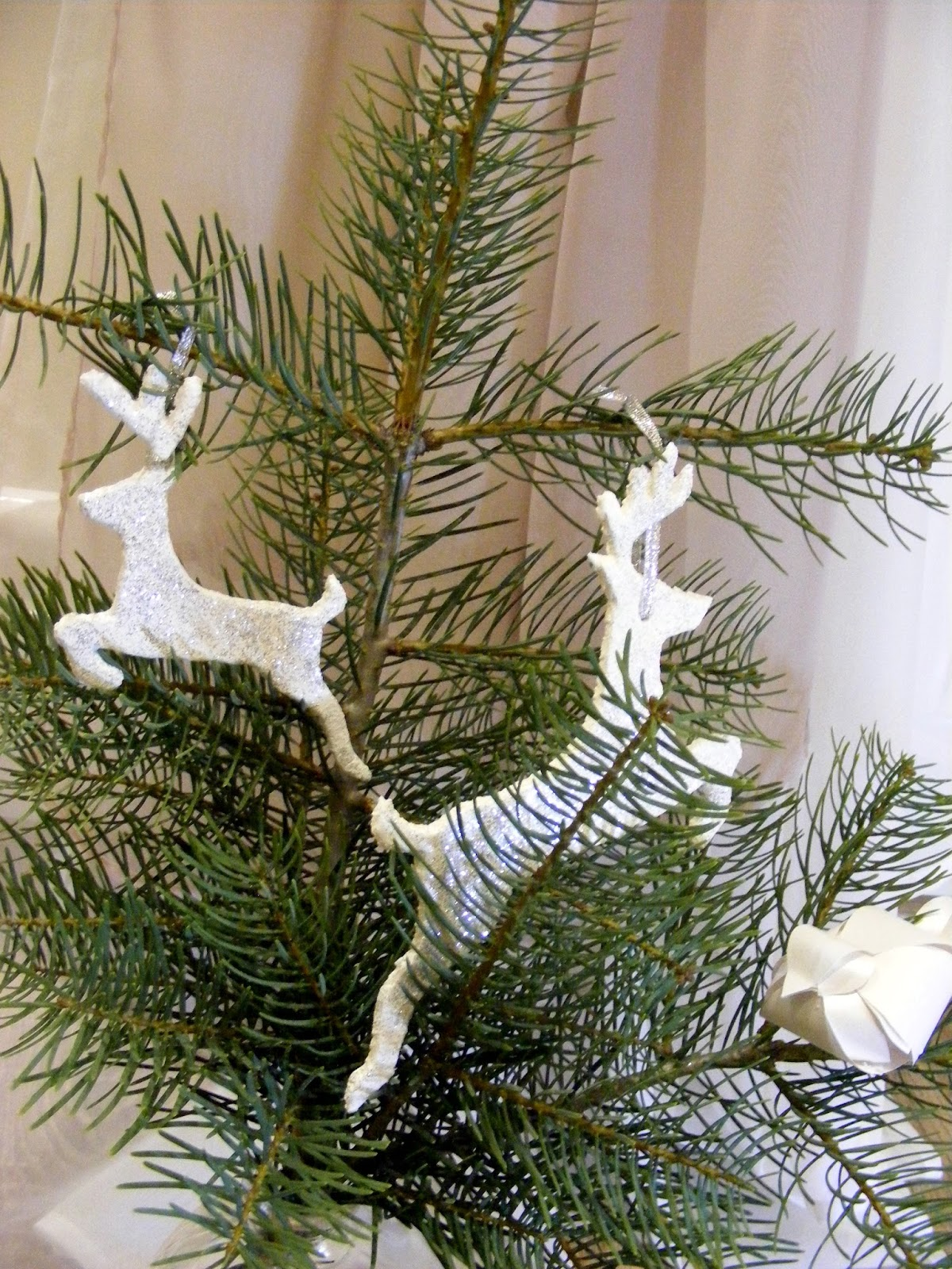 Handmade Christmas Tree Cards