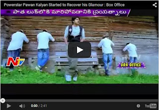 Powerstar Pawan Kalyan Started to Recover his Glamour | Latest Tollywood News | HD Videos