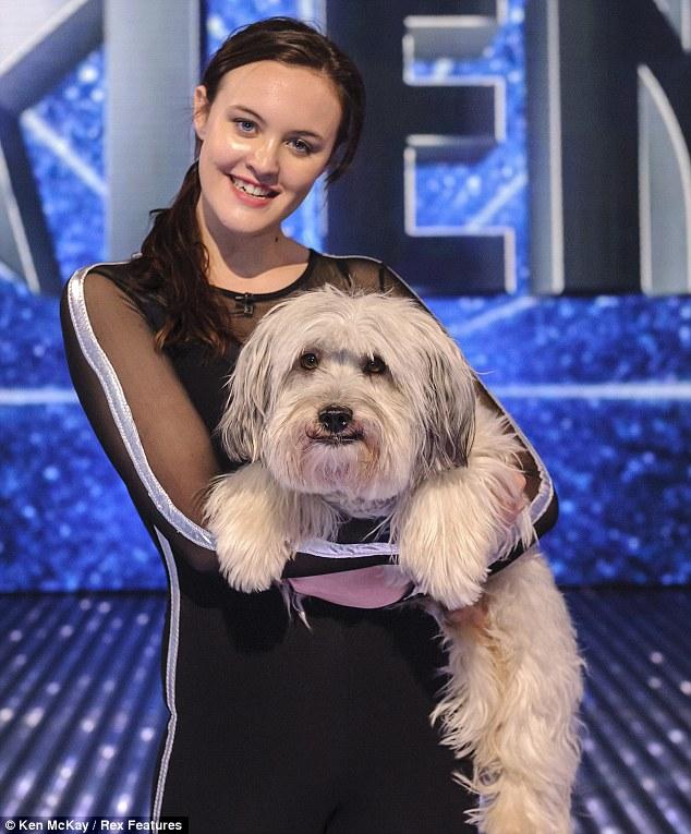 Britain S Got Talent Dog Winner