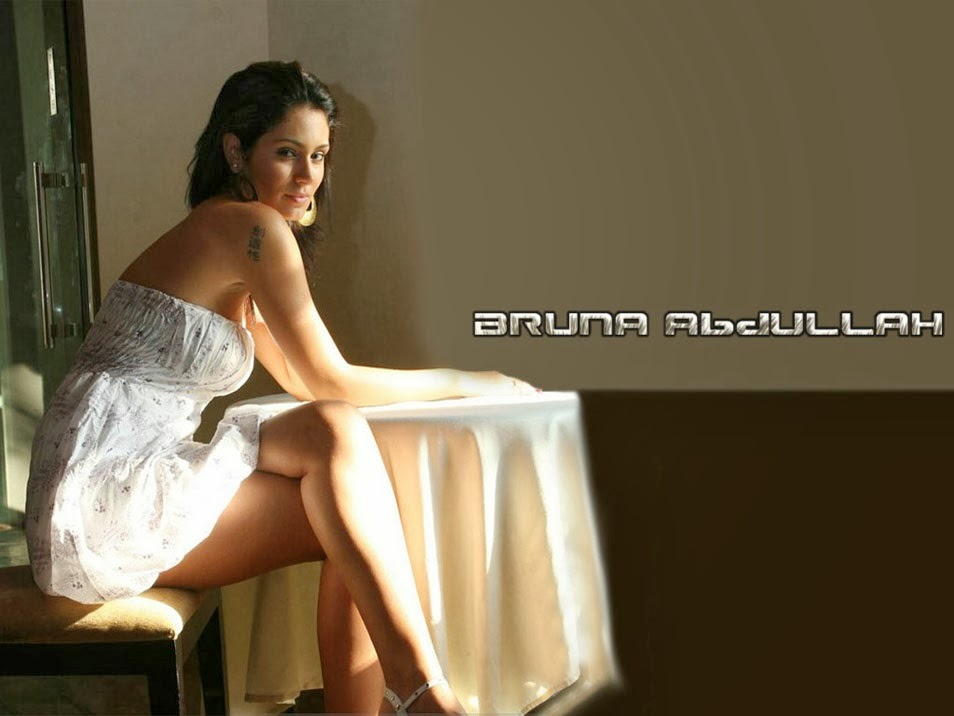 Bruna Abdullah's HOT and HD Wallpapers