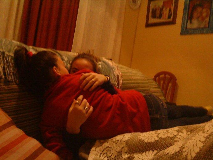 El recuerdo de un abrazo que aún me hace tiritar. [#]