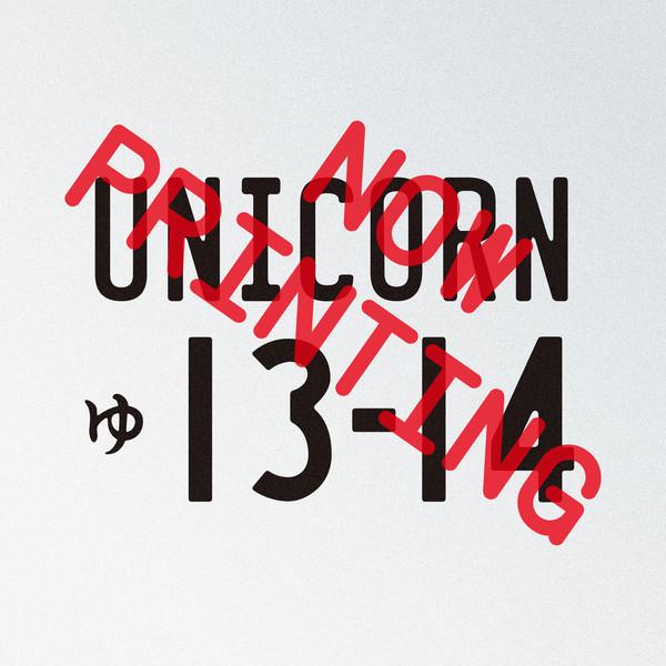 [Single] ユニコーン – エコー (2016.06.08/MP3/RAR)