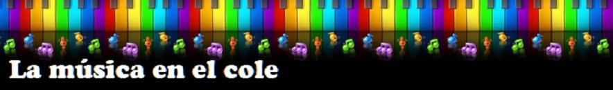 La música en el cole