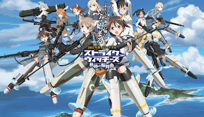 strike witches cover