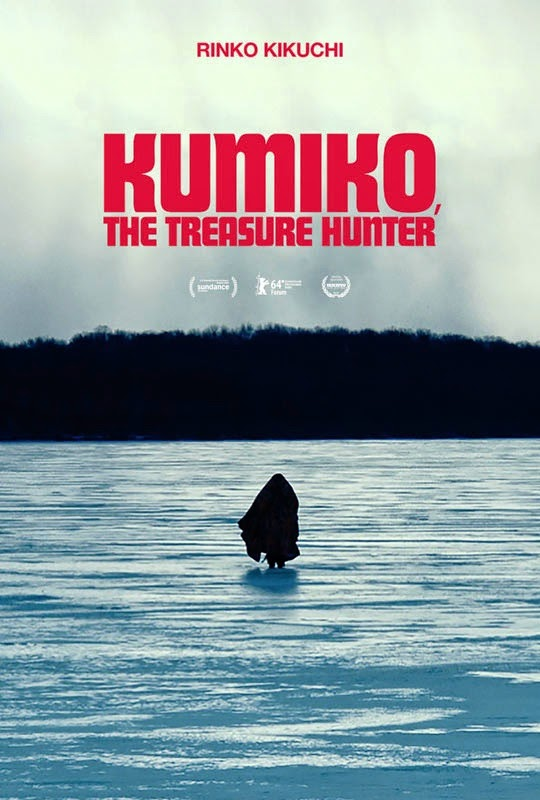 kumiko the treasure hunter film 2015 poster
