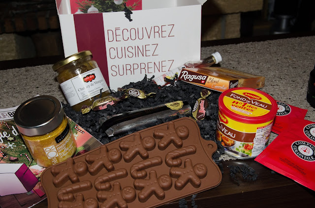 Test et avis de la Eat Your Box de Decembre
