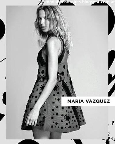María Vazquez otoño invierno 2013