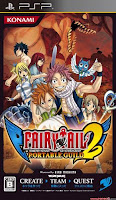 Fairy Tail: Portable Guild 2 – PSP
