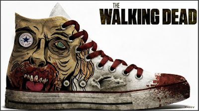 Zapatillas de The Walking Dead