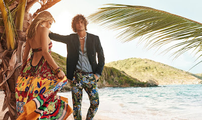 Tommy hilfiger, spring 2016, Wish you were here, Craig McDean, Karl Templer, Trey Laird, Miles McMillan, Marlon Teixeira, Nathan Owens, Jordan Barrett y Darius Trabalza Haynes, Suits and Shirts, menswear,