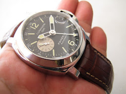 SOLD PANERAI LUMINOR GMT - PAM088 - AUTOMATIC